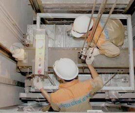 E – Impro: Giải pháp thiết kế thang máy cho nhà cải tạo