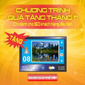 Khuyến mãi bộ màn hình LCD