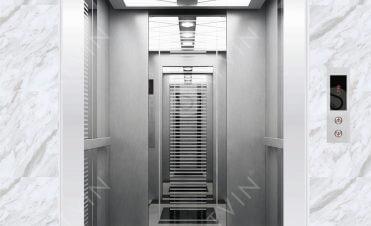 Kích thước thang máy gia đình loại nhỏ nhất là bao nhiêu?
