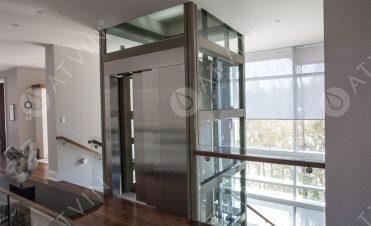 Thiết kế thang máy cho nhà cải tạo diện tích hạn chế