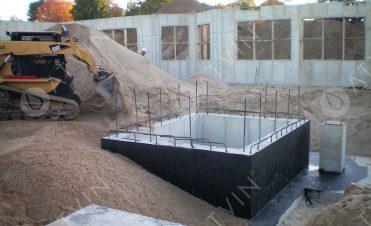 Xây dựng hố pit thang máy đúng tiêu chuẩn kỹ thuật