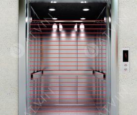 Hệ thống cảm biến cửa Cabin (Photocell)