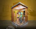 Thiết kế thang máy – Thiết kế thang máy gia đình 450kg bền đẹp như mơ