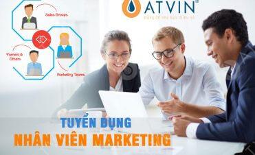 Tuyển dụng nhân viên Marketing tại Hà Nội tháng 9/2016