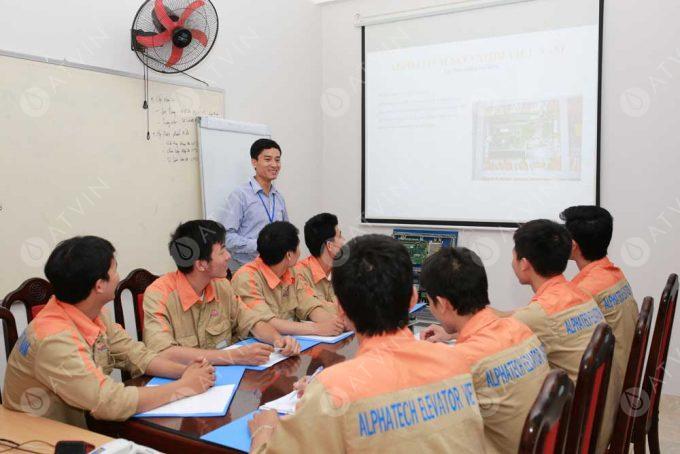 Alphatech Việt Nam - Công ty lắp đặt thang máy uy tín tại Bắc Ninh!
