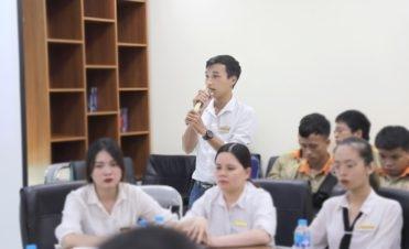 [ATVIN] Tọa đàm: Đối thoại trực tiếp giữa Lãnh đạo và Cán bộ, Nhân viên công ty