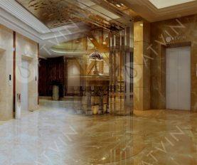 E – Hotel: Giải pháp thiết kế thang máy khách sạn