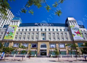 Trung tâm thương mại The Garden – Mễ Trì, Hà Nội