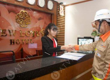 Khách Sạn New Lotus – Đường số 3, Phố Trần Thái Tông, Cầu Giấy, Hà Nội