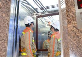 Bảo trì bảo dưỡng thang máy uy tín