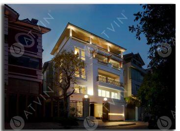 Biệt Thự Ông Nguyễn Trung Tiến – Yên Hòa – Cầu Giấy