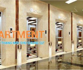 E – Apartment: Giải pháp thiết kế thang máy chung cư