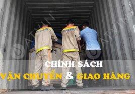 Chính sách vận chuyển và giao hàng